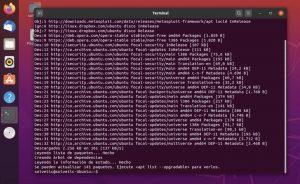 linux instalación terminal obs