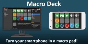 macro deck obs studio